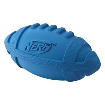 Nerf Rubber Fotboll (Blå)**