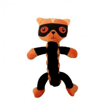 Bark-a-Boo Spooky Flätad Katt