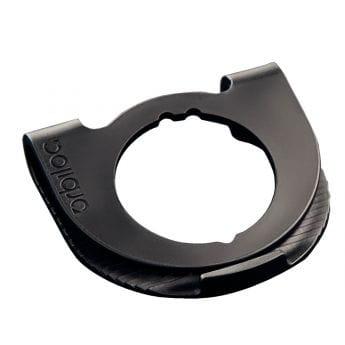 Orbiloc Dual Clip (Svart)**