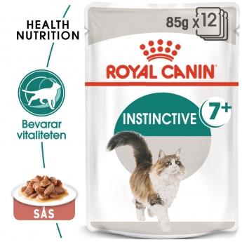 Royal Canin Instinctive +7 Gravy 12x85 g