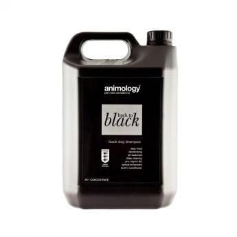 Animology Back To Black Shampoo (5 l)**