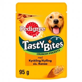 Pedigree Tasty Bites Crunchy 95 g