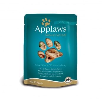 Applaws Tonfisk & Ansjovis 70 g