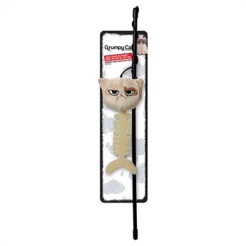 Grumpy Cat Catfish Cat Wand (Mångfärgad)