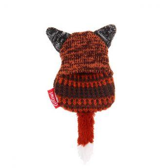GiGwi PlushFriendz Knitted Räv (Röd)