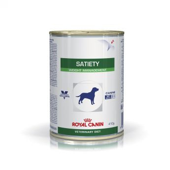 Royal Canin Veterinary Diet Dog Satiety Våtfoder Multipack**