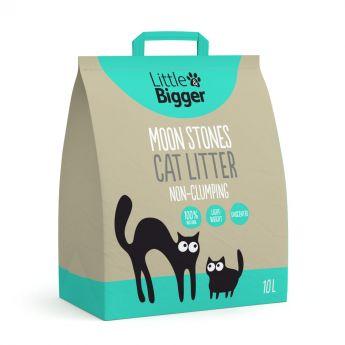 Little&Bigger Kattströ Moon Stones 10 liter (10 l)