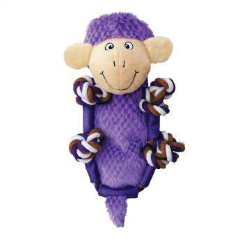KONG Barnyard Knots Sheep S (Violett)**