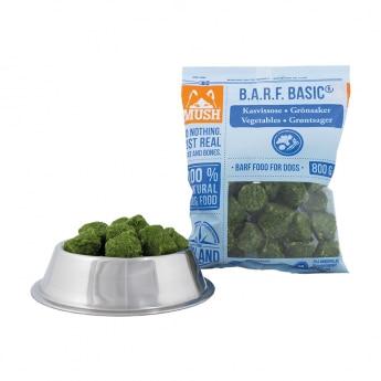 MUSH BARF Basic® Grönsaker