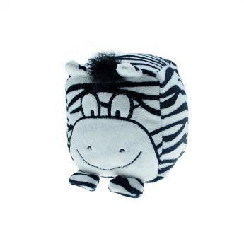 Bark a Boo Safari Cubeez Zebra
