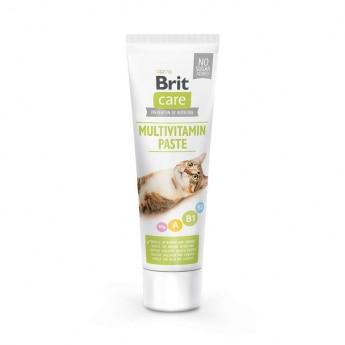 Brit Care Cat Paste Multivitaminkräm 100 g
