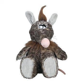 Trixie Plyschleksak Råtta**