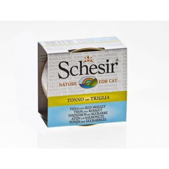 Schesir Tuna & Red Mullet (70 gram)