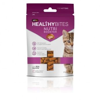 VetIQ Healthy Bites Nutri Booster for Kittens 65 g