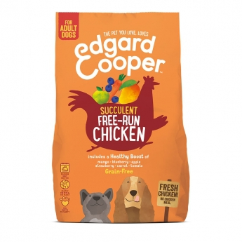 Edgard & Cooper Dog Grain Free Kyckling**