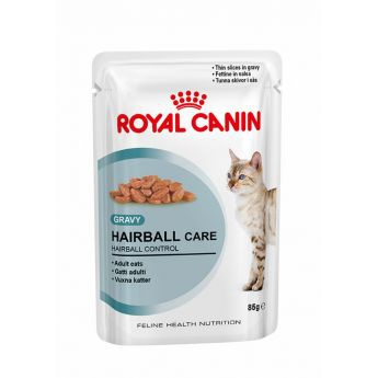 Royal Canin Hairball Care in Gravy (85 gram)