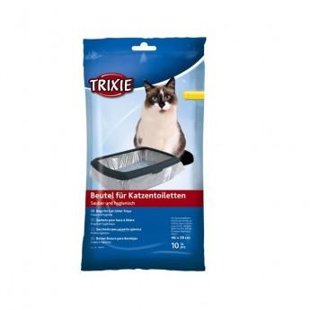 Trixie Kattlådspåsar 10-pack 46 x 59 cm