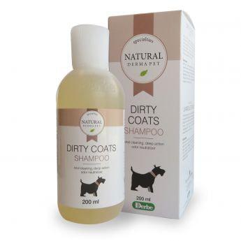 Derbe Dirty Coats Shampoo 200ml**
