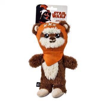 PCO Star Wars Ewok Stick Hundleksak (Tyg)