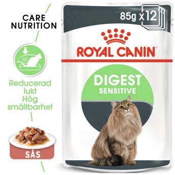 Royal Canin Digest Sensitive Gravy 12 x 85 g