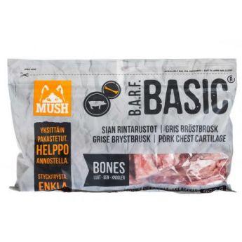 MUSH BARF Basic Gris Broskben (800 gram)