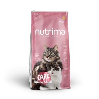 Nutrima Cat Care Kitten/Adult (2 kg)