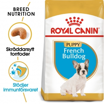 Royal Canin Breed Fransk Bulldog Junior