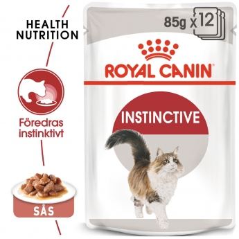 Royal Canin Instinctive Gravy 12x85 g