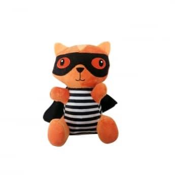 Bark-a-Boo Spooky Sittande Katt