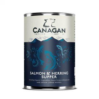 Canagan Salmon & Herring Supper 400g