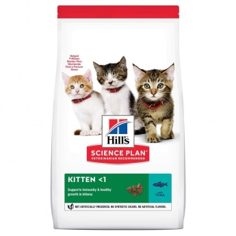 Hill's Science Plan Kitten Tuna 1,5 kg