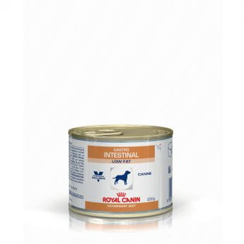 Royal Canin Veterinary Diet Dog Gastro Intestinal Low Fat 200 g (200 gram)
