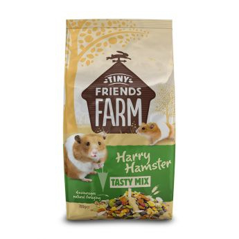 Tiny Friends Farm Harry Hamster 700g
