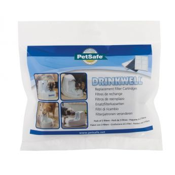 Petsafe Filter Vattenfontän 3-pack