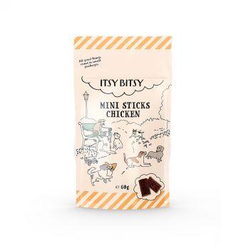 ItsyBitsy Dog Ministicks Kyckling