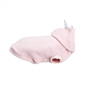 Basic Unicorn Hoodie Rosa