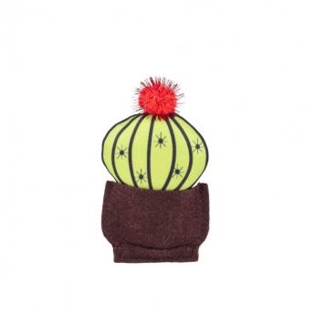 Little&Bigger Fiesta&Siesta Kaktus i Brun Kruka