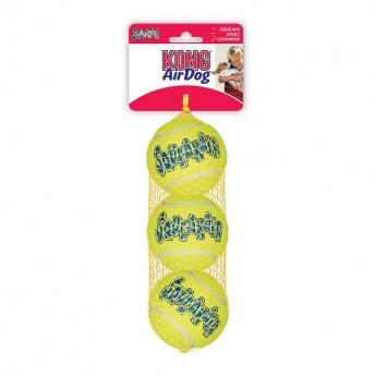 KONG Squeakair Tennisboll 3 st