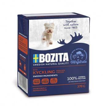 Bozita Kyckling bitar i gelé