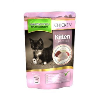 Natures:menu Kitten Kyckling (100 gram)