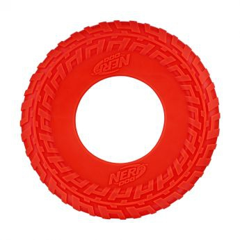 Nerf TPR Tire Flyer Frisbee