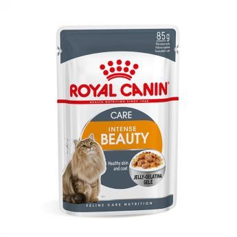Royal Canin Intense Beauty in Jelly (85 gram)