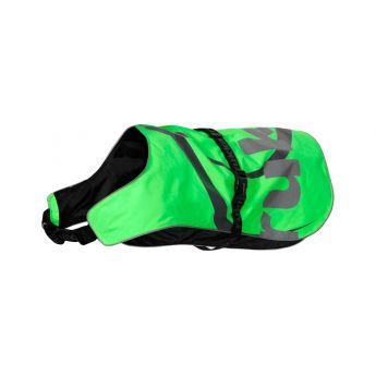 Rukka Flap Reflexväst Grön