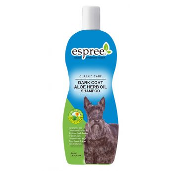 Espree Dark Coat Aloe Schampo