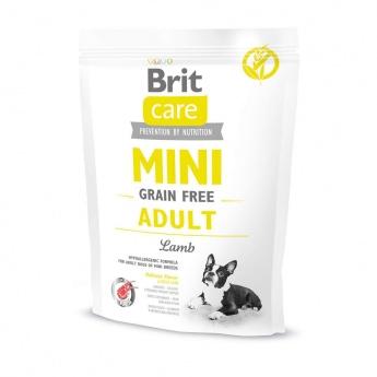 Brit Care Mini Grain Free Adult Lamb (400 g)