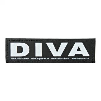 Trixie Julius-K9 Kardborrmärke DIVA