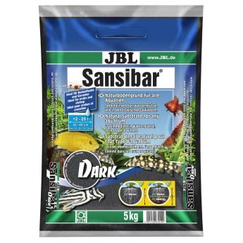 JBL Sansibar Akvariegrus Svart 5 kg