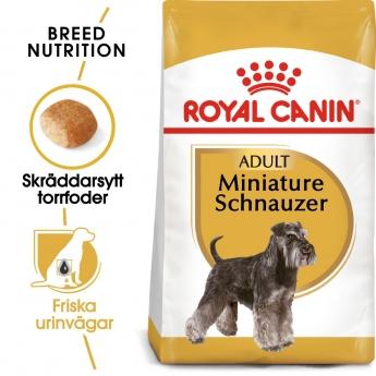 Royal Canin Breed Miniature Schnauzer Adult