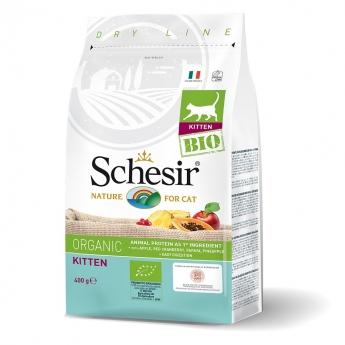 Schesir Bio Cat Kitten 400 g