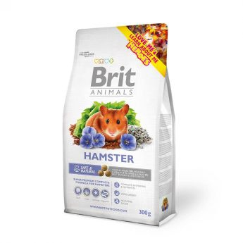 Brit Animals Hamster Complete (300 gram)